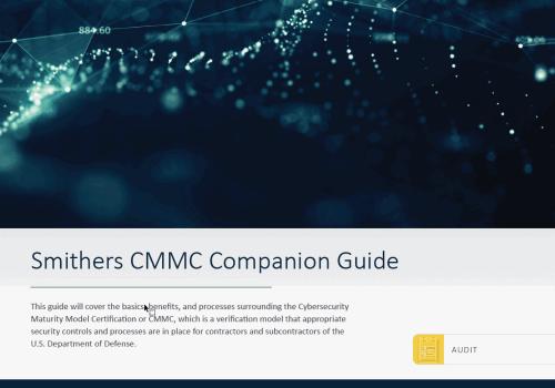 Smithers-CMMC-Companion-Teaser-Image