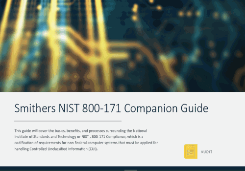 Smithers-NIST-800-171-Campanion-Teaser-Image