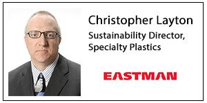 Christopher Layton, Eastman Chemical Company
