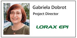 Gabriela Dobrot, Lorax EPI