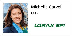 Michelle Carvell, Lorax EPI