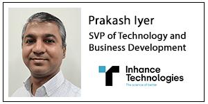 Prakash Iyer, Inhance Technologies