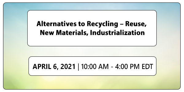 Alternatives to Recycling Workshop