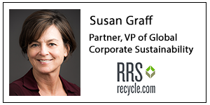 Susan Graff, Resource Recycling Systems